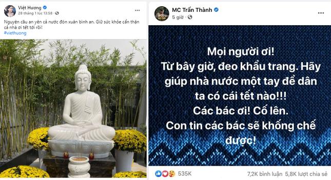 Sao Việt đồng loạt hủy show chung tay chống dịch ảnh 3