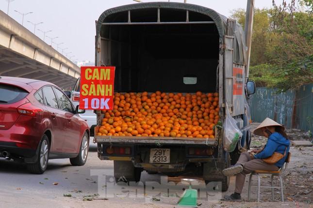 Hoa quả giá rẻ không rõ nguồn gốc bán trên phố Hà Nội vẫn hút khách ảnh 14