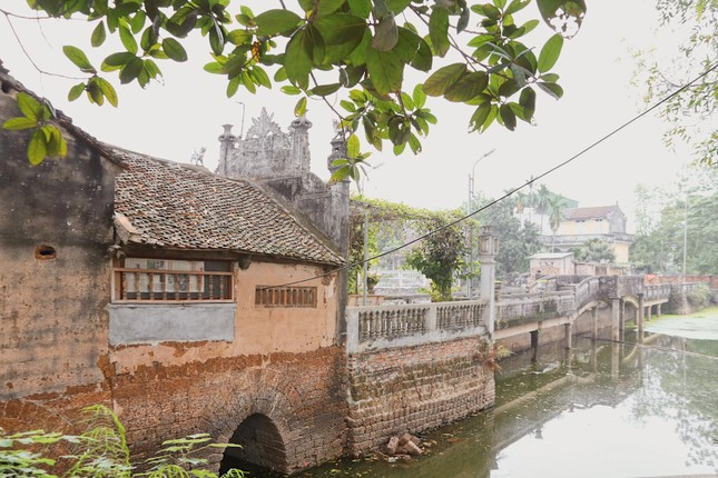 Cận cảnh cây cầu 'độc nhất vô nhị' tại Hà Nội ảnh 1