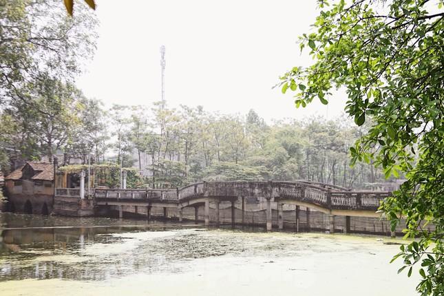 Cận cảnh cây cầu 'độc nhất vô nhị' tại Hà Nội ảnh 4