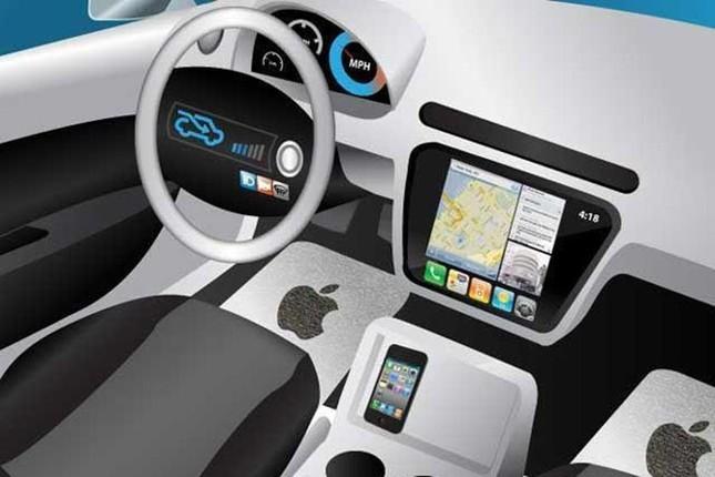 Các hãng xe lớn dè chừng với Apple ảnh 2