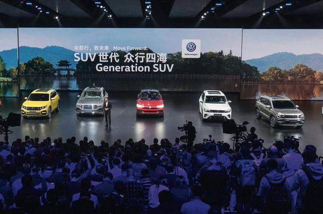 Volkswagen chinh phục thị trường Trung Quốc như thế nào? ảnh 2