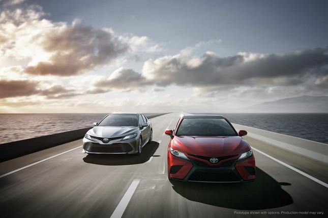 Toyota công bố các phiên bản và mức giá cho Camry 2019 ảnh 2