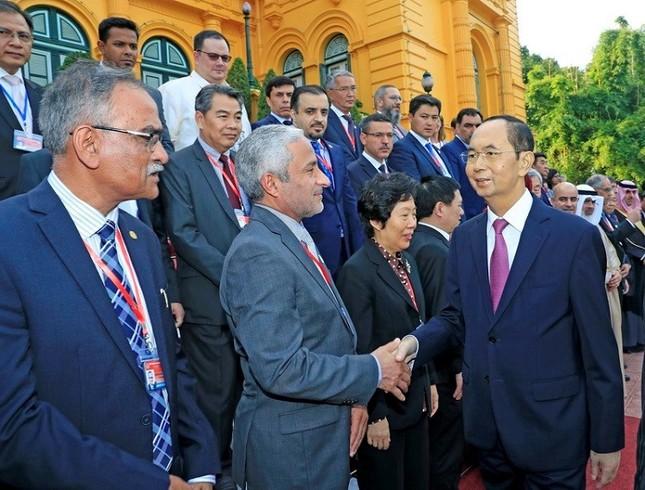 Những ngày làm việc cuối cùng của Chủ tịch nước Trần Đại Quang ảnh 10