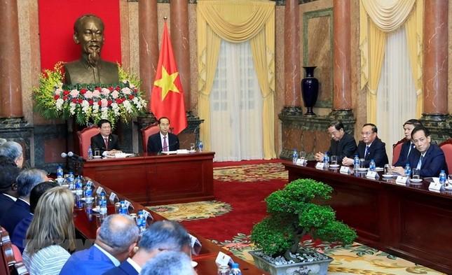 Những ngày làm việc cuối cùng của Chủ tịch nước Trần Đại Quang ảnh 12