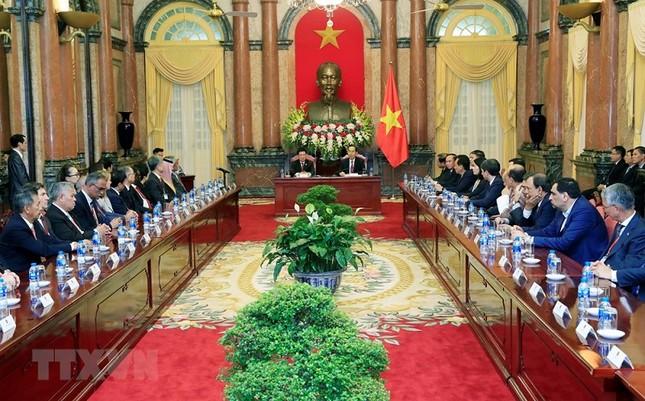 Những ngày làm việc cuối cùng của Chủ tịch nước Trần Đại Quang ảnh 13