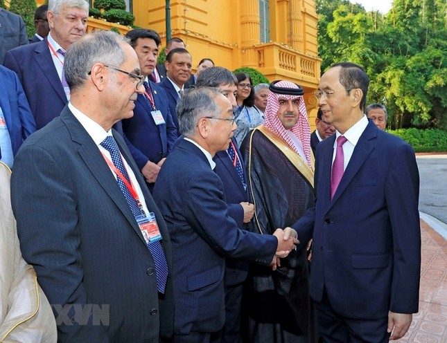 Những ngày làm việc cuối cùng của Chủ tịch nước Trần Đại Quang ảnh 15
