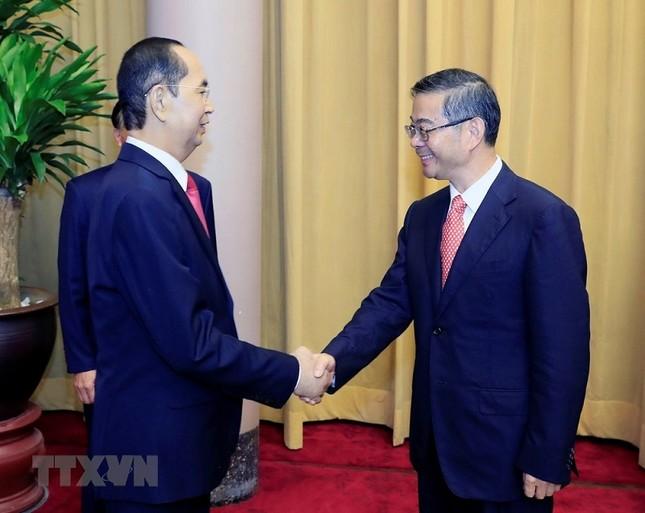 Những ngày làm việc cuối cùng của Chủ tịch nước Trần Đại Quang ảnh 4