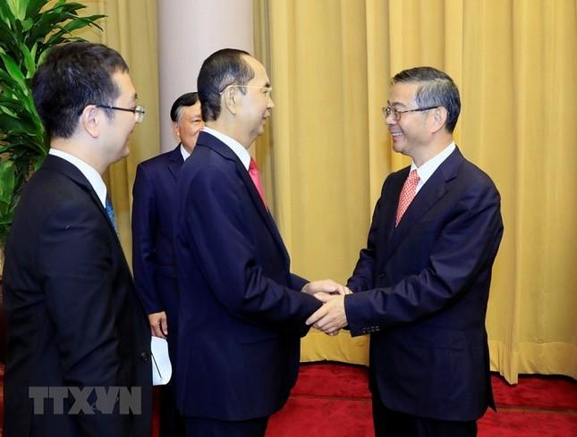 Những ngày làm việc cuối cùng của Chủ tịch nước Trần Đại Quang ảnh 5