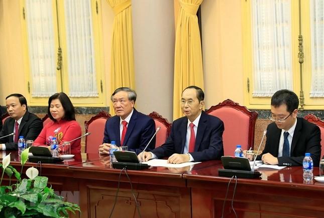 Những ngày làm việc cuối cùng của Chủ tịch nước Trần Đại Quang ảnh 6