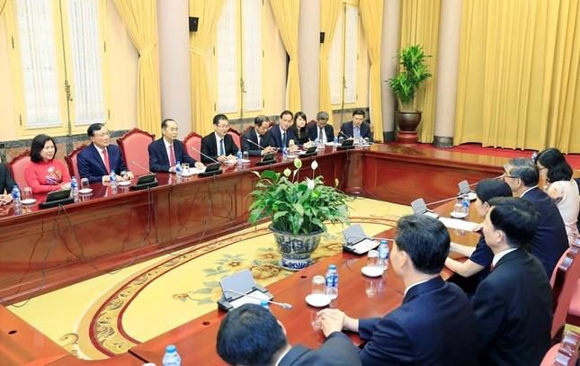 Những ngày làm việc cuối cùng của Chủ tịch nước Trần Đại Quang ảnh 7