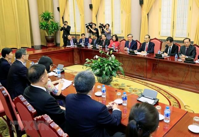 Những ngày làm việc cuối cùng của Chủ tịch nước Trần Đại Quang ảnh 8
