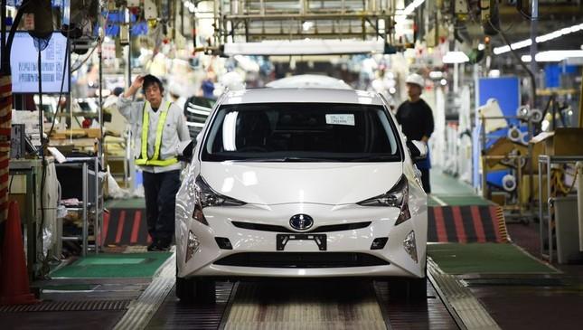 hãng xe Nhật cũng đã phải triệu hồi 3 triệu chiếc xe hybrid Prius