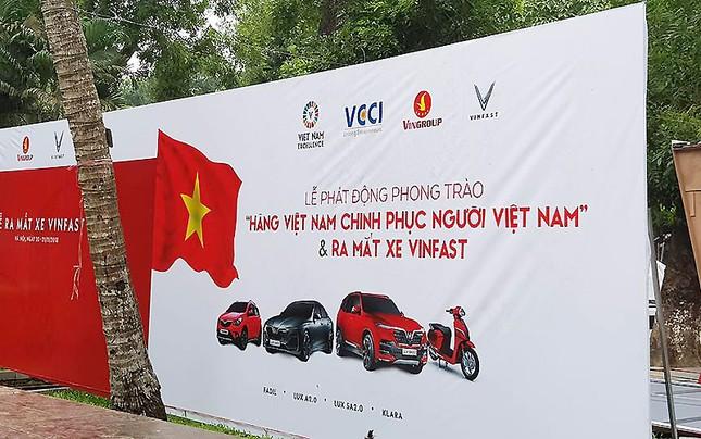 Vinfast gấp rút chuẩn bị cho lễ ra mắt 4 mẫu xe mới tại Hà Nội ảnh 11