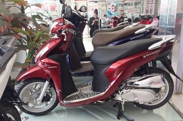 Đại lý 'thổi' giá xe máy, Honda Việt Nam không liên quan? ảnh 1