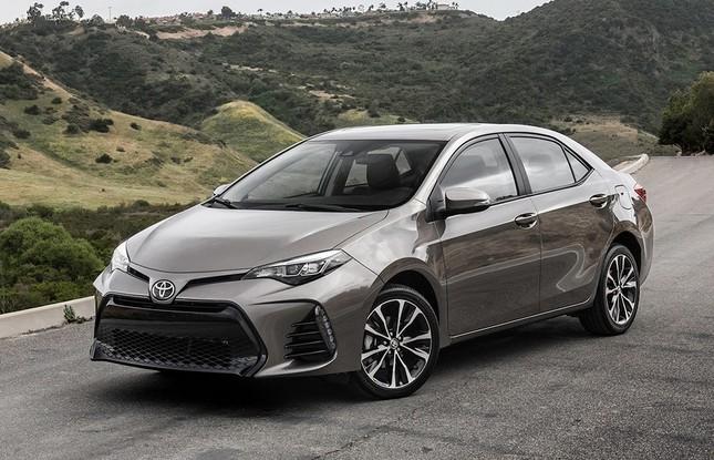 Top 15 mẫu xe bán chạy nhất năm 2018 tại Mỹ ảnh 6