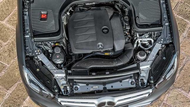Mercedes-Benz GLC 2020 lộ diện với động cơ mới và nhiều công nghệ hơn ảnh 4