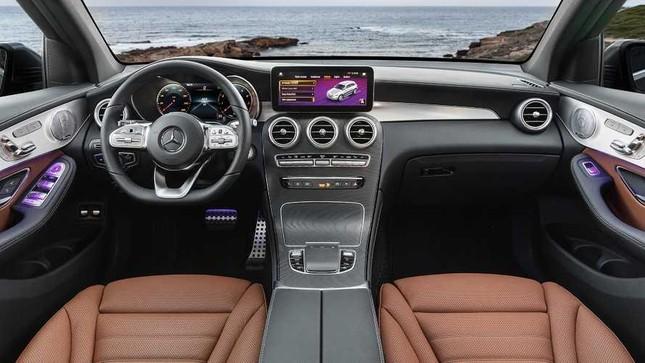 Mercedes-Benz GLC 2020 lộ diện với động cơ mới và nhiều công nghệ hơn ảnh 3