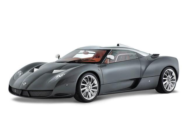Top 10 siêu xe mạnh mẽ nhưng sớm bị quên lãng ảnh 8