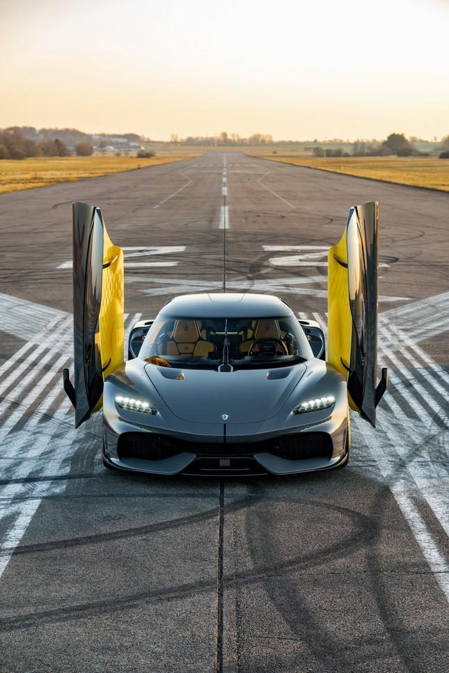 Siêu xe 'gia đình' Koenigsegg Gemera chốt thời gian ra mắt ảnh 1