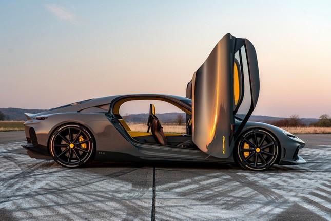 Siêu xe 'gia đình' Koenigsegg Gemera chốt thời gian ra mắt ảnh 2