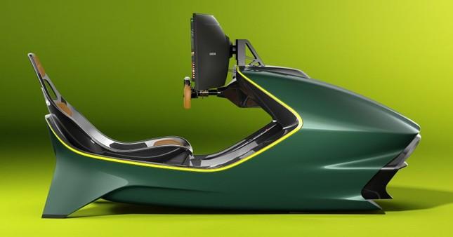 Aston Martin giới thiệu ghế đua xe ảo giá 1,73 tỷ đồng ảnh 2