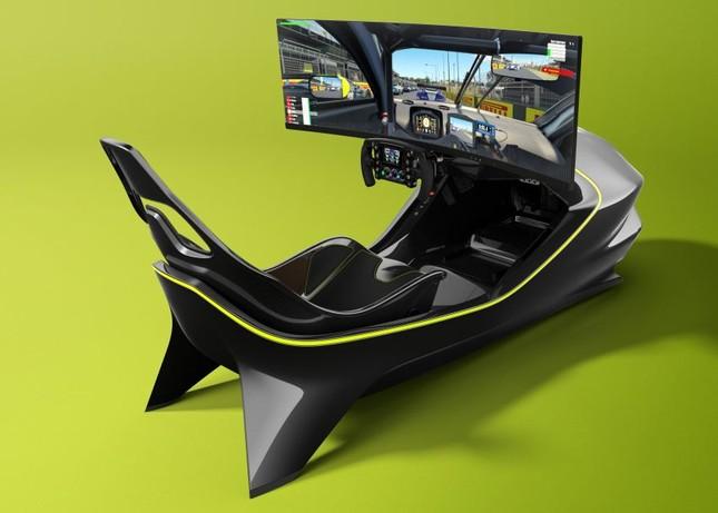 Aston Martin giới thiệu ghế đua xe ảo giá 1,73 tỷ đồng ảnh 6