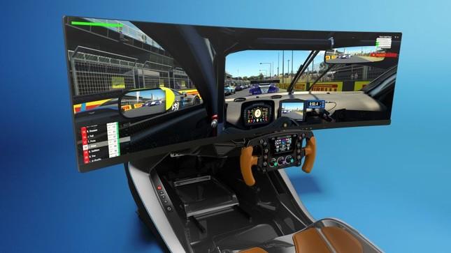 Aston Martin giới thiệu ghế đua xe ảo giá 1,73 tỷ đồng ảnh 5