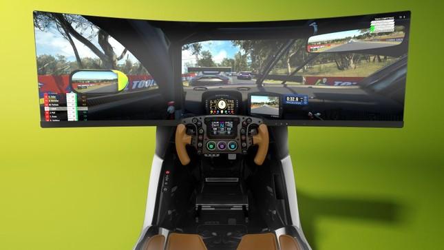 Aston Martin giới thiệu ghế đua xe ảo giá 1,73 tỷ đồng ảnh 4
