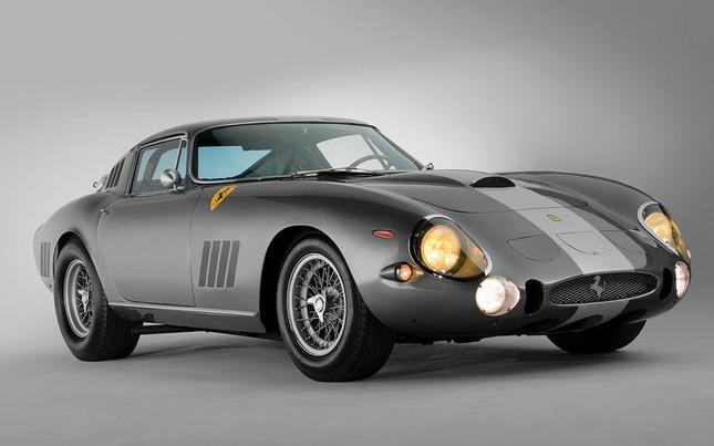 Top 10 chiếc ôtô đấu giá đắt nhất thế giới ảnh 4