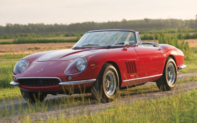 Top 10 chiếc ôtô đấu giá đắt nhất thế giới ảnh 5