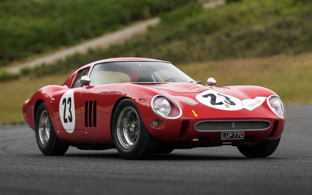 Top 10 chiếc ôtô đấu giá đắt nhất thế giới ảnh 10