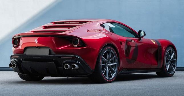 Ferrari Omologata - siêu xe Italy 'độc nhất vô nhị' vừa ra mắt ảnh 1