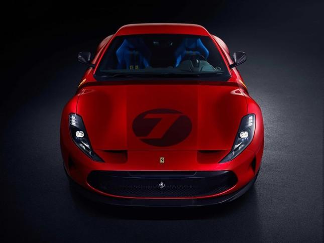 Ferrari Omologata - siêu xe Italy 'độc nhất vô nhị' vừa ra mắt ảnh 5