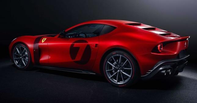 Ferrari Omologata - siêu xe Italy 'độc nhất vô nhị' vừa ra mắt ảnh 4