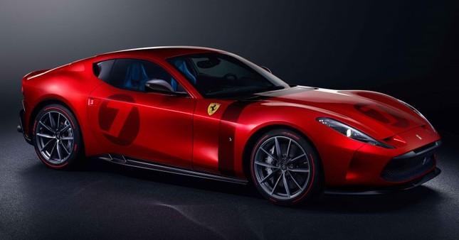 Ferrari Omologata - siêu xe Italy 'độc nhất vô nhị' vừa ra mắt ảnh 3