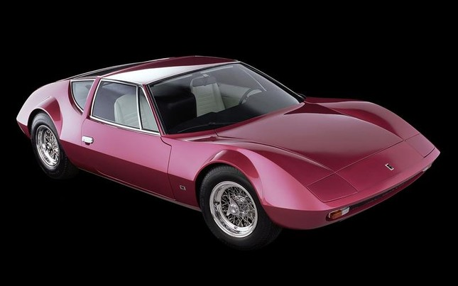 Những siêu xe ấn tượng chưa từng được xuất xưởng (phần 2) ảnh 1