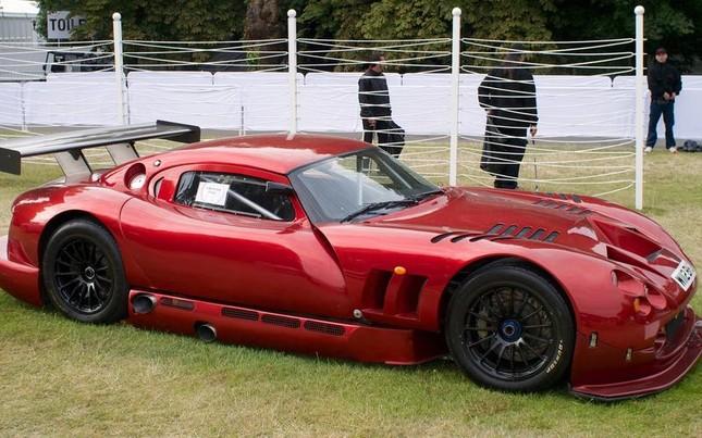 Những siêu xe ấn tượng chưa từng được xuất xưởng (phần 2) ảnh 3