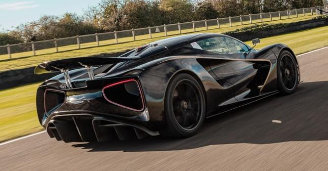 Lotus Evija 2021 trình làng tại lễ hội xe hơi Goodwood ảnh 1