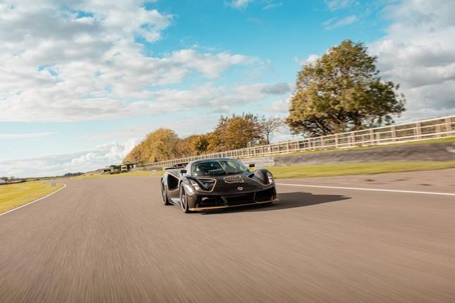 Lotus Evija 2021 trình làng tại lễ hội xe hơi Goodwood ảnh 7