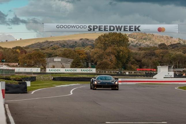 Lotus Evija 2021 trình làng tại lễ hội xe hơi Goodwood ảnh 5