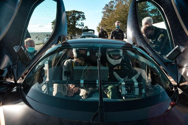 Lotus Evija 2021 trình làng tại lễ hội xe hơi Goodwood ảnh 6