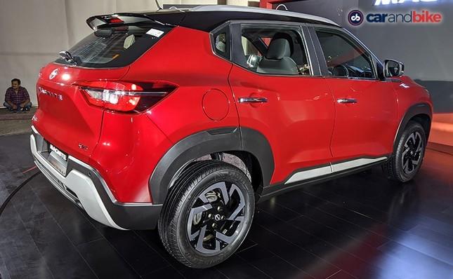 SUV cỡ nhỏ Nissan Magnite chính thức xuất hiện tại Ấn Độ ảnh 2