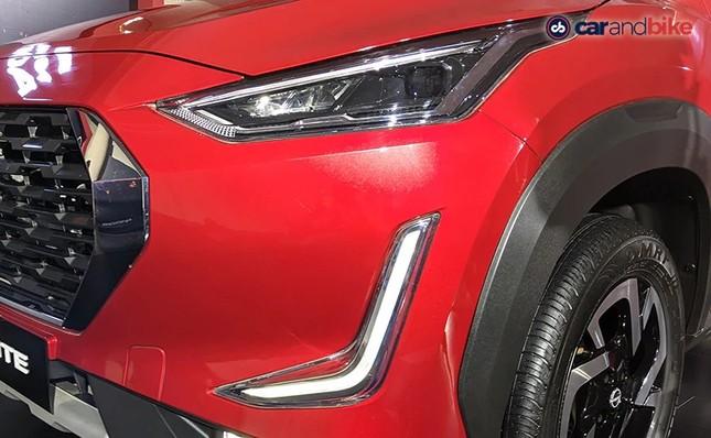 SUV cỡ nhỏ Nissan Magnite chính thức xuất hiện tại Ấn Độ ảnh 6