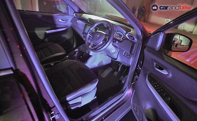 SUV cỡ nhỏ Nissan Magnite chính thức xuất hiện tại Ấn Độ ảnh 3