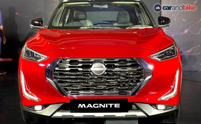 SUV cỡ nhỏ Nissan Magnite chính thức xuất hiện tại Ấn Độ ảnh 5