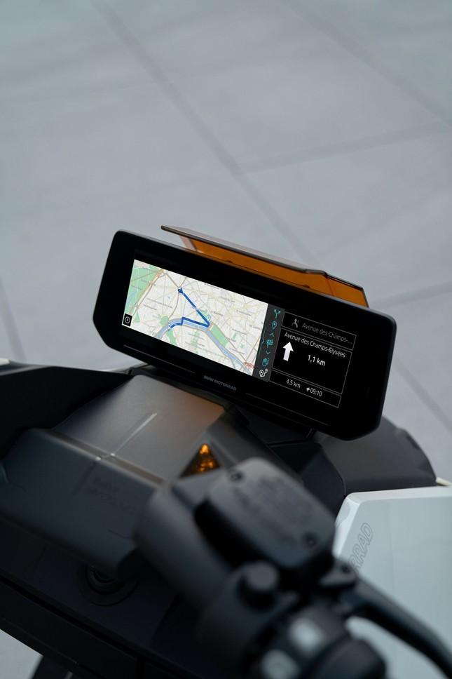 Xe tay ga sạc điện hỗ trợ kết nối smartphone ảnh 6