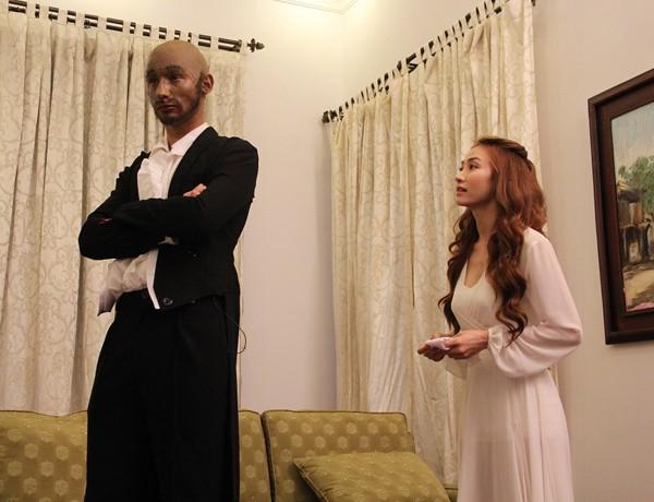 Ngân Khánh hóa 'ngọc nữ' của Shakespeare đêm chung kết ảnh 10