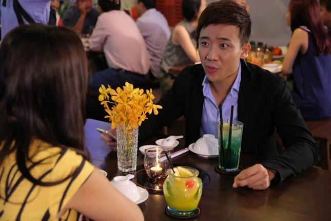 Trấn Thành hẹn hò hoa hậu Thu Hoài ăn tối lãng mạn ảnh 2