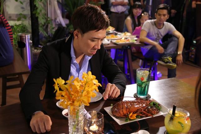 Trấn Thành hẹn hò hoa hậu Thu Hoài ăn tối lãng mạn ảnh 3